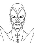 Hawk Moth Coloring Pages