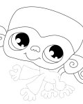 Littlest Pet Shop kostenloses window color bild